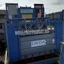 Аренда мачтового грузового подъемника Geda ERA 1200 Z/ZP тип А - фото 10