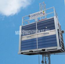 Аренда подъемника Geda Multilift P12 - фото 5