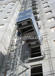 Аренда подъемника Geda Multilift P12 - фото 4
