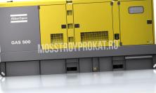 Аренда дизельного генератора Atlas Copco QAS 500 - фото 8