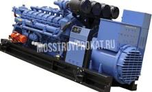 Аренда дизельного генератора SDMO D550 - фото 6