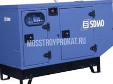 Аренда дизельного генератора SDMO J22 - фото 5
