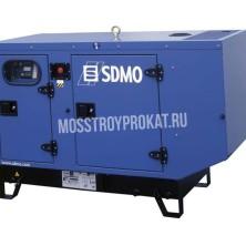 Аренда дизельного генератора SDMO J33 - фото 4