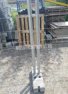 Строительные ограждения высокого качества Betafence 3,5 * 2,0 - фото 4