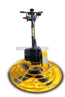 Затирочная машина ЭЗМ-900 для бетона - фото