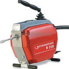 Прочистная машина Rothenberger R550 - фото
