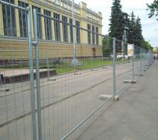 Ограждения Евро-2 - фото