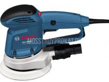 Эксцентриковая шлифовальная машина BOSCH GEX 150 AC - фото