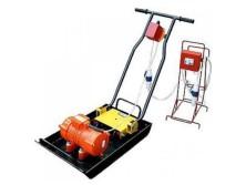 Виброплита электрическая СО-324.1 (220 В.) 65 кг. в аренду и напрокат - фото