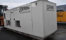 Аренда дизельного генератора SDMO R550RC - фото