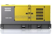 Аренда дизельного генератора Atlas Copco QAS 200 - фото