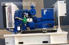 Аренда дизельного генератора FG Wilson P60 - фото