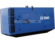 Аренда дизельного генератора SDMO D550 - фото