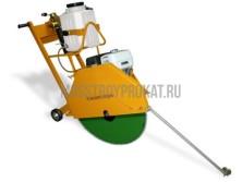 Бензиновый нарезчик швов Сплитстоун (Splitstone) CS-2413 (max глубина 230 мм) в аренду и напрокат