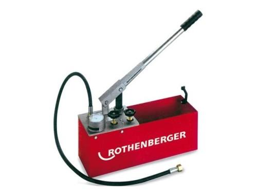 Опрессовочный насос Rothenberger RP 50 в аренду и напрокат. Фото(1)