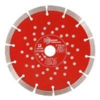 Диск алмазный по железобетону Trio Diamond Segment Grand Hot press (Китай) 230 - фото 1
