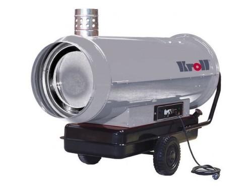 Дизельная тепловая пушка непрямого нагрева Kroll MA 85 (Германия) в аренду и напрокат. Фото(1)