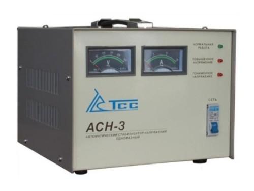 Стабилизатор напряжения ТСС АСН-3 (3 кВт) в аренду и напрокат. Фото(1)