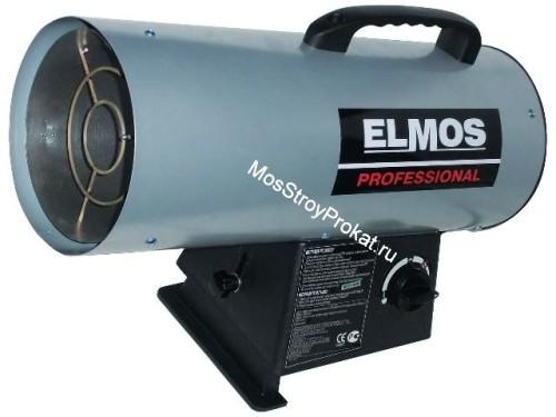 Газовая тепловая пушка Elmos GH 49 (45 кВт) в аренду и напрокат - фото 1