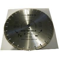 Диск алмазный по железобетону Trio Diamond Hilberg Hard Materials (Китай) 400X25.4 - фото 1