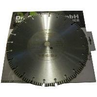 Диск алмазный по железобетону Dr.Schulze Laser Turbo U (Германия) 400X25.4 - фото 1
