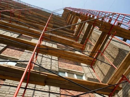 Аренда строительных лесов - выбор поставщика услуги