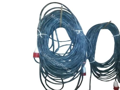 Аренда кабеля электрического 70 метров. Фото(1)