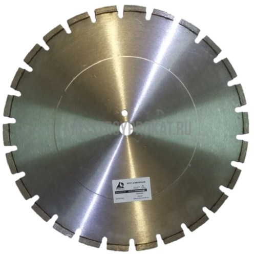 Алмазный диск Железобетон Профи Ø450×25,4 L Ниборит - фото 1