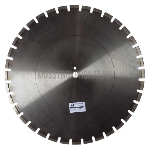 Алмазный диск Железобетон Профи Ø600×25,4 Ниборит - фото 1