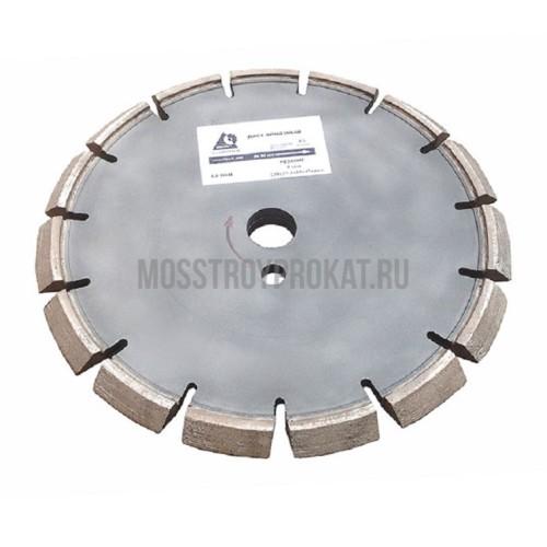Алмазный диск для снятия фасок Ø250×25,4×45° Ниборит - фото 1
