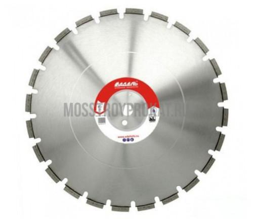 Алмазный диск AF 710 / 400 мм / 24 сегм Адель - фото 1