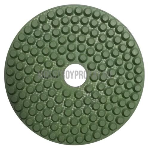 Алмазный полировальный круг R Ø250 400R Ниборит - фото 1