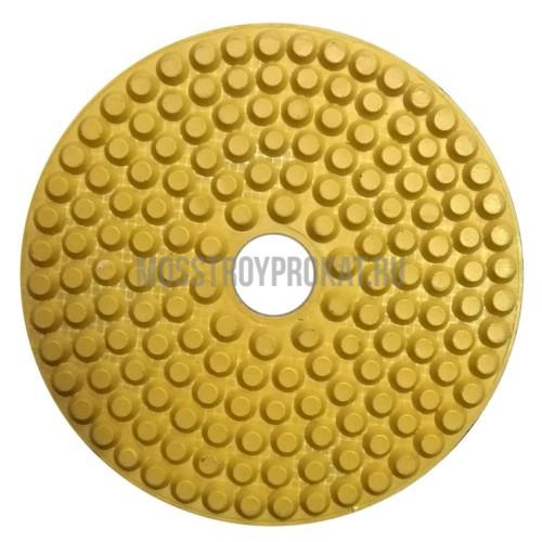 Алмазный полировальный круг R Ø250 1000R Ниборит - фото 1