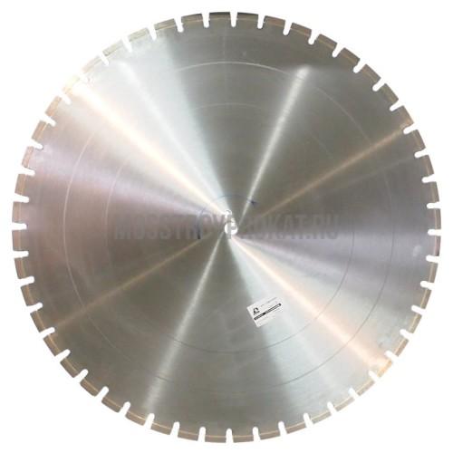 Алмазный диск Железобетон Свежий Ø800×25,4 Ниборит - фото 1