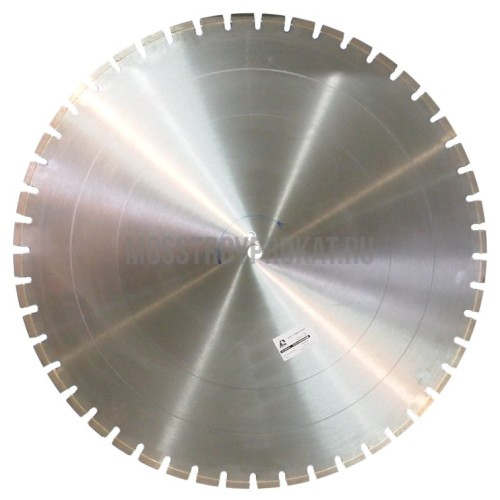Алмазный диск Железобетон Плита Ø800×25,4 Ниборит - фото 1