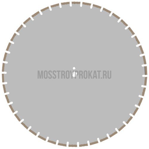 Алмазный диск Железобетон Спринт Ø700×25,4 Ниборит - фото 1