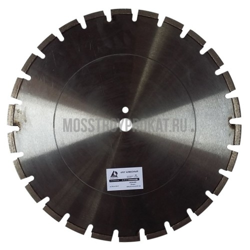 Алмазный диск Железобетон Свежий Ø450×25,4 LP Ниборит - фото 1
