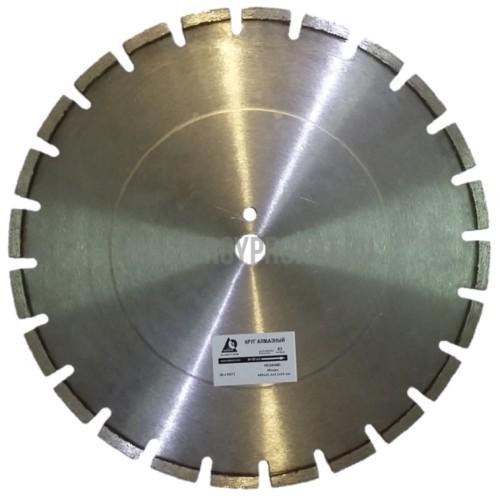 Алмазный диск Железобетон Свежий Ø400×25,4 LP Ниборит - фото 1