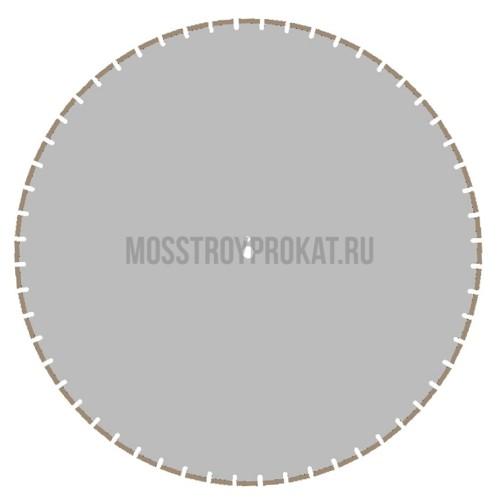 Алмазный диск Железобетон Плита Ø1000×25,4 Ниборит - фото 1