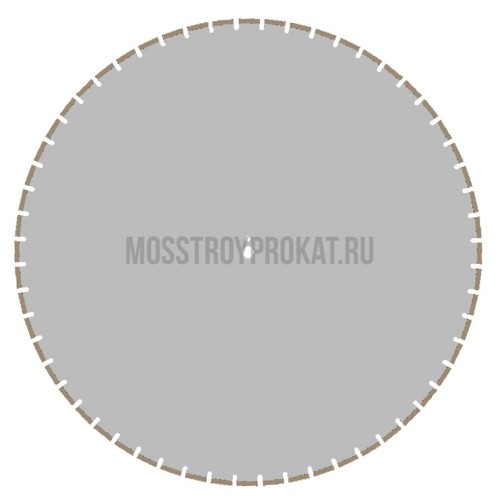 Алмазный диск Железобетон Спринт Ø1000×25,4 Ниборит - фото 1
