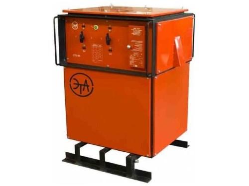 Трансформатор прогрева бетона СПБ-40 (40 кВт, до 30 м3 бетона) в аренду и напрокат. Фото(1)