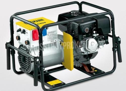 Сварочный бензиновый генератор Eisemann S 6401 (6.0 кВт) в аренду и напрокат. Фото(1)