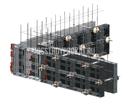 Внутренние и внешние углы для опалубки в аренду и напрокат - фото 1