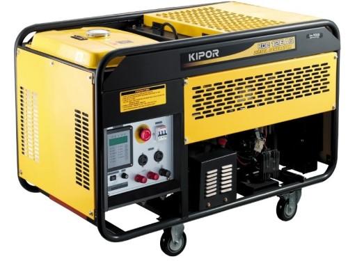 Бензиновый сварочный генератор Kipor KGE280EW в аренду и напрокат  - фото 1