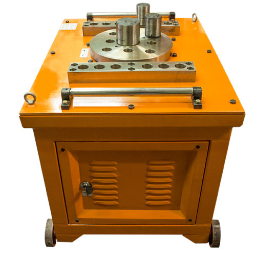 Станок для гибки и резки арматуры GROST RB-40М01 в аренду и напрокат . Фото(1)