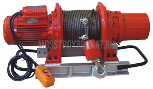 Электрическая лебедка 60 м EURO-LIFT KDJ-500E1 00001397 в аренду и напрокат . Фото(1)