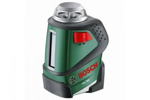 Лазерный нивелир со штативом Bosch PLL 360 set в аренду и напрокат . Фото(1)