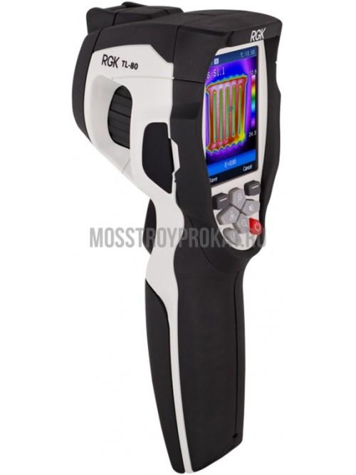 Тепловизор RGK TL-80 в аренду и напрокат . Фото(1)