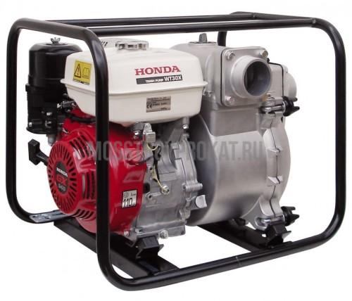 Бензиновая мотопомпа Honda WT30XK4DE в аренду и напрокат  - фото 1