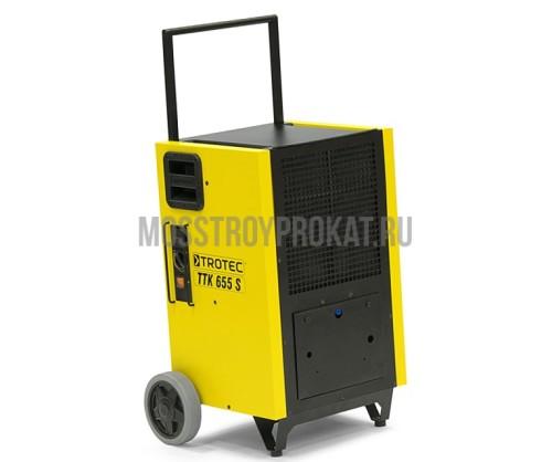 Осушитель воздуха Trotec TTK 655 S в аренду и напрокат . Фото(1)